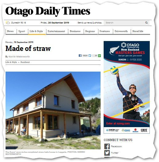 2019-09-20 13_19_53-Made of straw _ Otago Daily Times Online News
